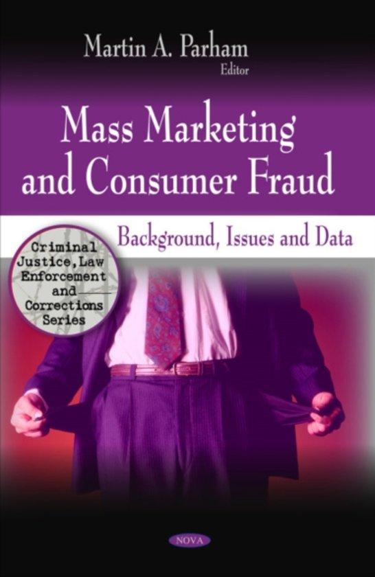 Mass Marketing & Consumer Fraud