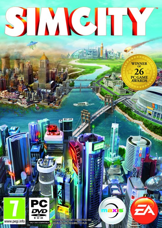 SimCity Standard Edition - Windows + MAC
