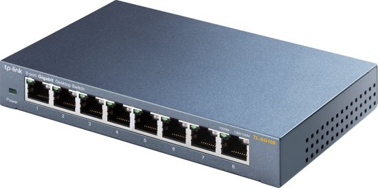 TP-Link TL-SG108 - Switch