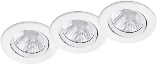 bol.com | Trio International Badkamer inbouwspots Pamir incl. LED ...