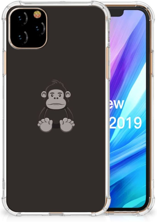 iPhone 11 Pro Max Stevige Bumper Hoesje Gorilla