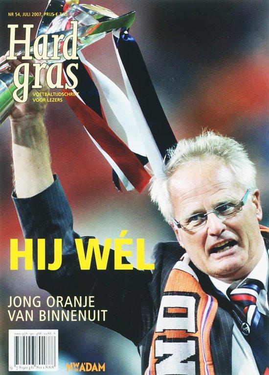 Cover van het boek 'Hard Gras / 54' van Hugo Borst