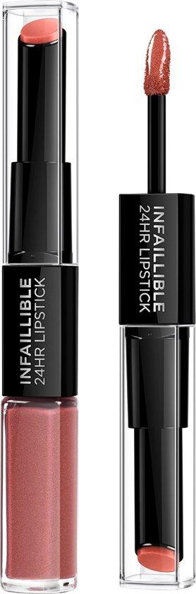 L'Oréal Paris Infallible Lippenstift - 312 Incessant Russet