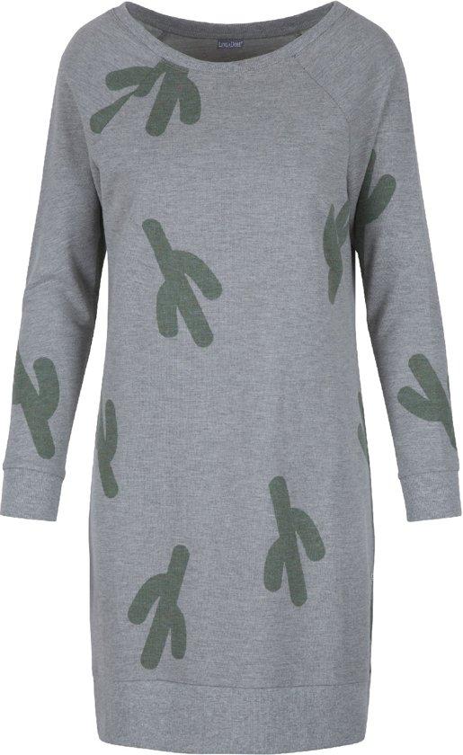 LingaDore 4022 CACTUS Sweaterjurk - Maat XS- Cactusprint