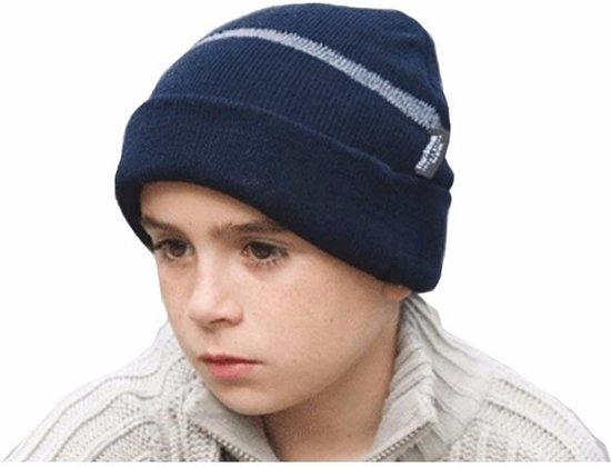 Result - Muts - Kinderen - Blauw