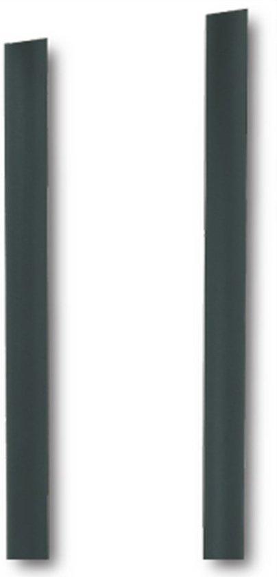 Allux Brievenbus Allux 1005 - Zwart