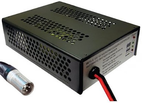 Fantastisk bol.com | 24V 2 Amp lader CC85