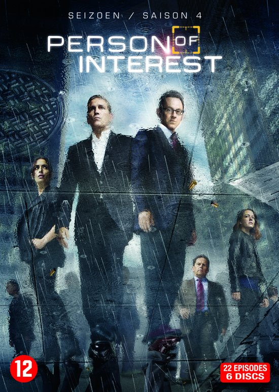 Person Of Interest - Seizoen 4