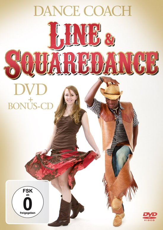 Cover van de film 'Dance Coach'