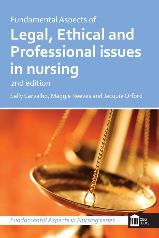 ethical issues in nursing care Ethics & legal issues in nurse staffing in so doing, the hospital emphasizes only the technical aspect of nursing care and forgets about the ethics of care.