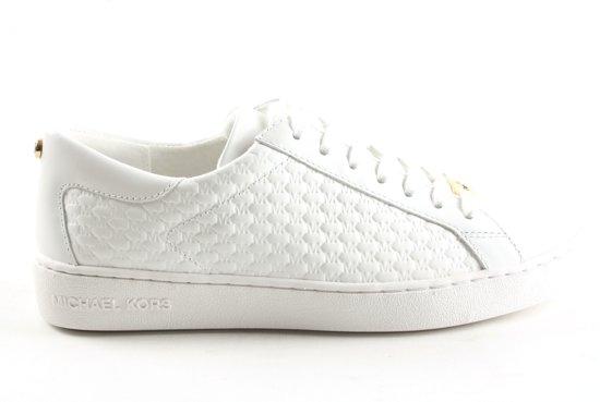 14079fcfb03 bol.com | Michael Kors Dames Sneakers Colby Sneaker - Wit - Maat 38,5