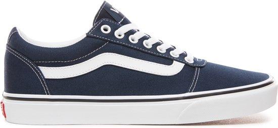 Vans Mn Ward Heren Sneakers (Canvas) Dress BluesWhit Maat 42
