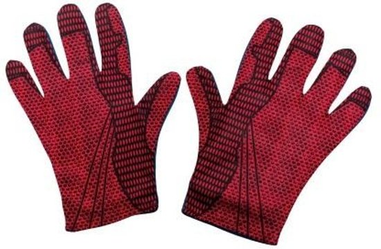 Spiderman Gloves Volwassenen