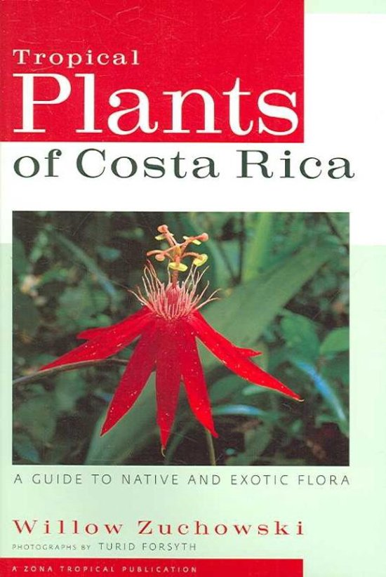 Tropical Plants of Costa Rica cover