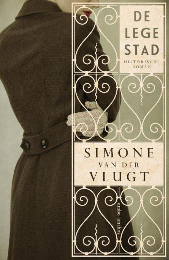 Boek cover De lege stad van Simone van der Vlugt (Paperback)