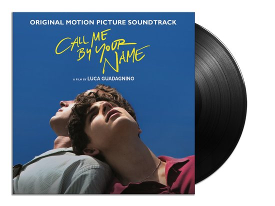 Call Me By Your Name - Original Motion Picture Soundtrack (LP)