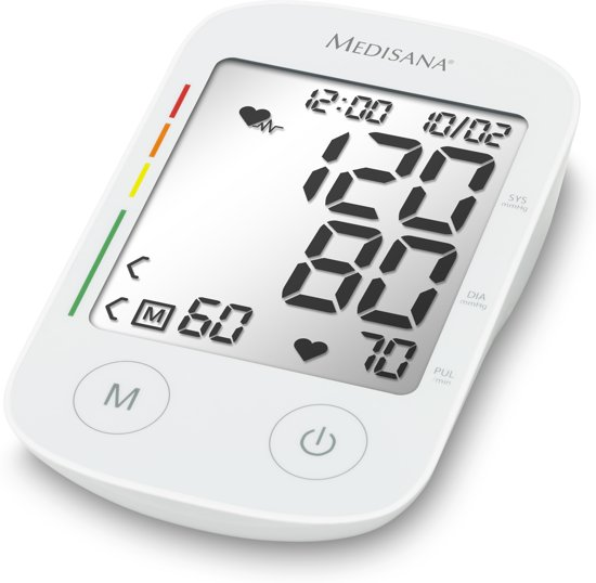 Medisana Sprekende bovenarmbloeddrukmeter