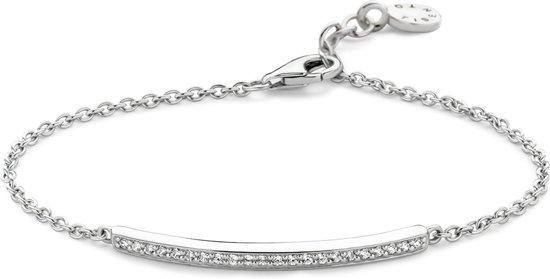 TI SENTO Milano Armband 2757ZI - Gerhodineerd Sterling Zilver