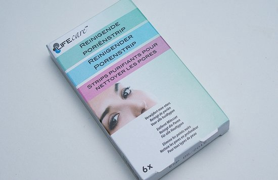 Gezichtsreinigingsmiddel Acne Strips - 6 Stuks
