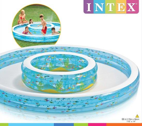 Intex zwembad 'de Wensput'