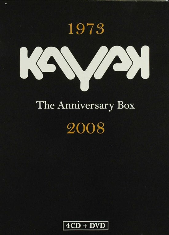 Kayak - The Anniversary Box 1973 - 2008 (Ntsc)