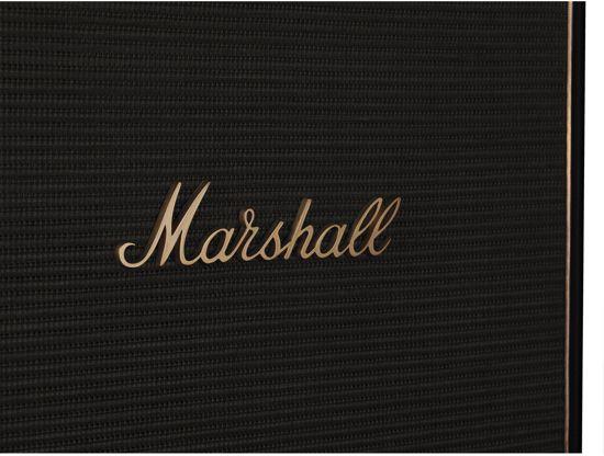 Marshall Acton Wifi Luidspreker Zwart