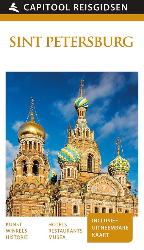 Capitool reisgids - St.-Petersburg