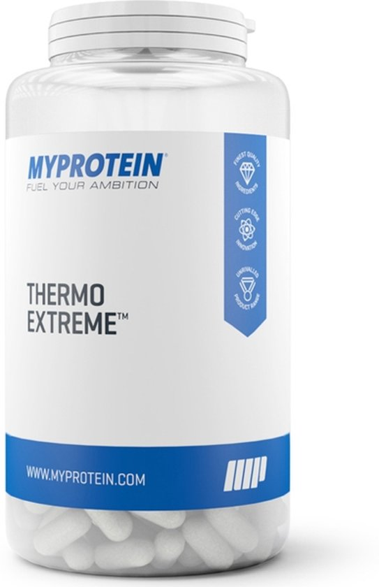 MP MAX Thermo-Extreme - 120 Caps Unflavoured - MyProtein