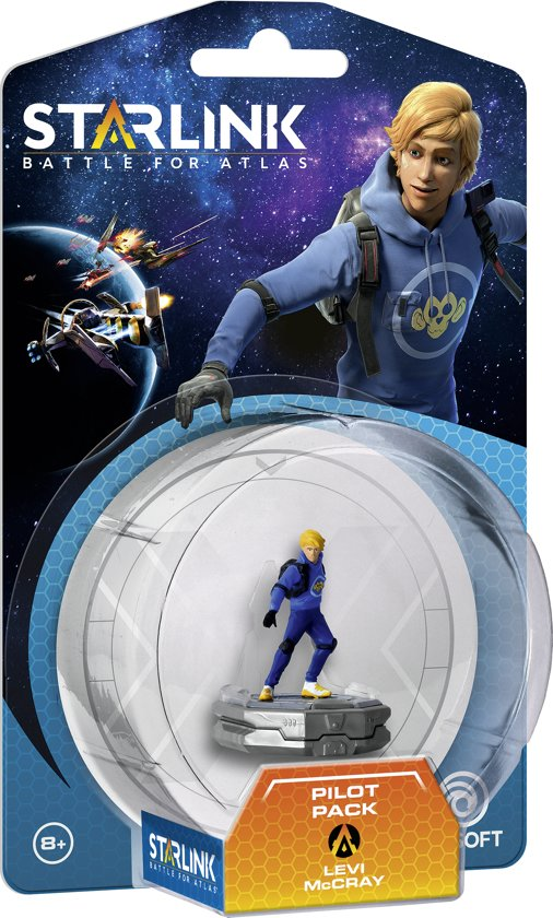 Starlink - Pilote Pack: Levi Toys