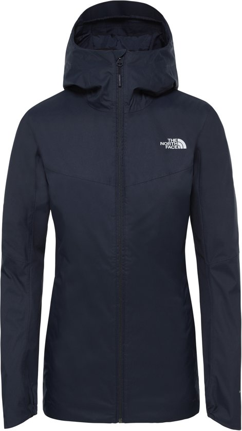 The North Face Quest Dames Outdoor Jas Urban Navy Maat M