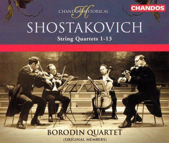 Cplte String Quartets