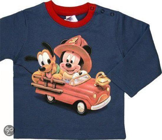 e8f8ea163bc161 bol.com | Disney Mickey Mouse Jongens Trui 80