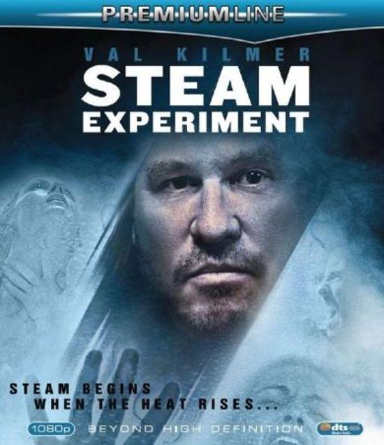 Cover van de film 'Steam Experiment'