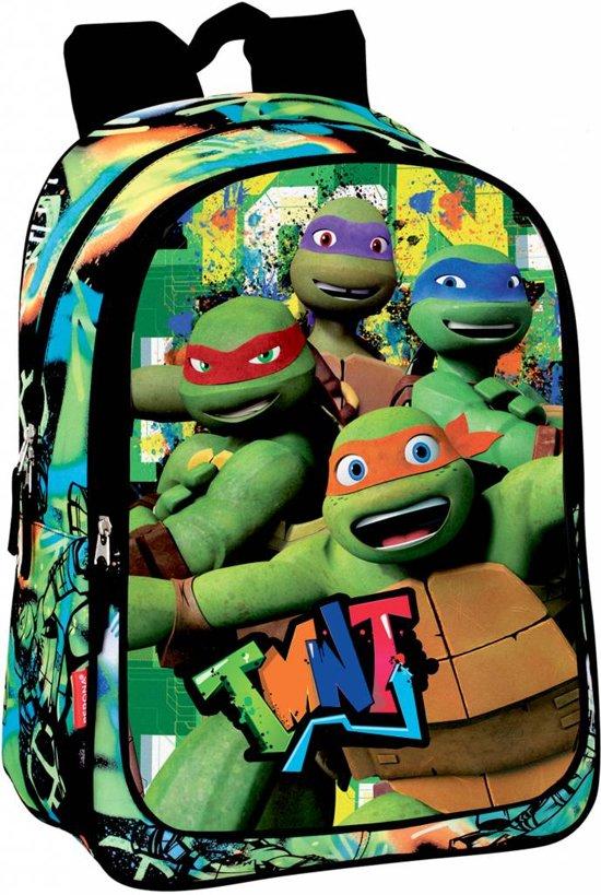 c7543260a5e bol.com | Teenage Mutant Ninja Turtles Rugzak - 43 cm - Groen