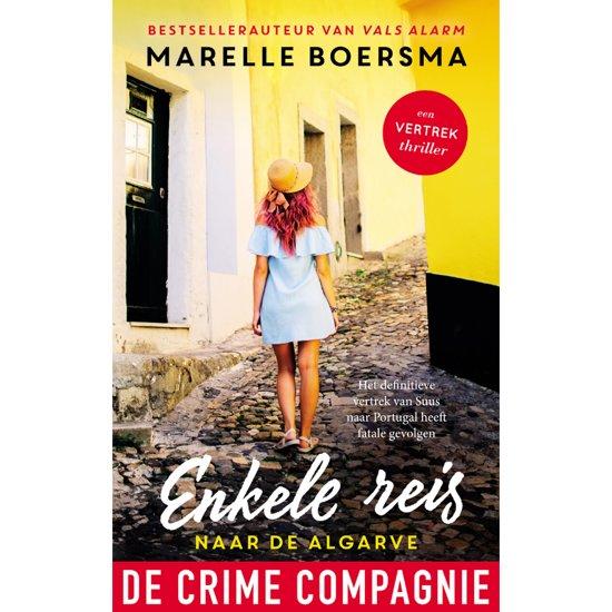 Boek cover Enkele reis van Marelle Boersma (Onbekend)