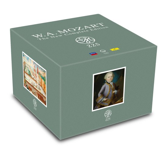 Mozart - The New Complete Edition