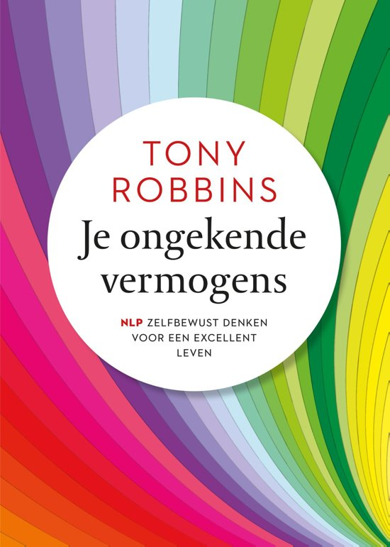 Boek cover Je ongekende vermogens van Tony Robbins (Paperback)