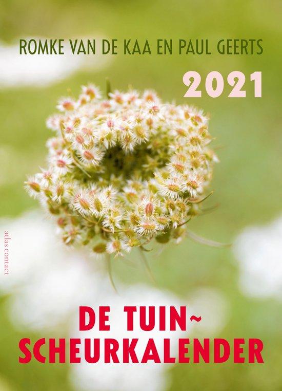 Afbeelding van De tuinscheurkalender 2021