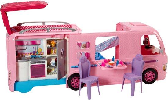 Barbie Droomcamper - Barbiecamper