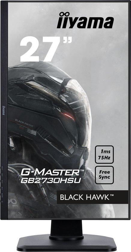 iiyama G-Master GB2730HSU-B1 - Gaming Monitor (75Hz)