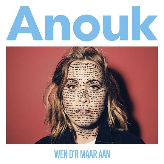 CD cover van Wen Dr Maar Aan van Anouk