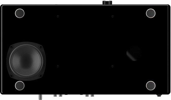 Sonoro Lounge - Dab radio - CD-Speler - Bluetooth - Hoogglans zwart