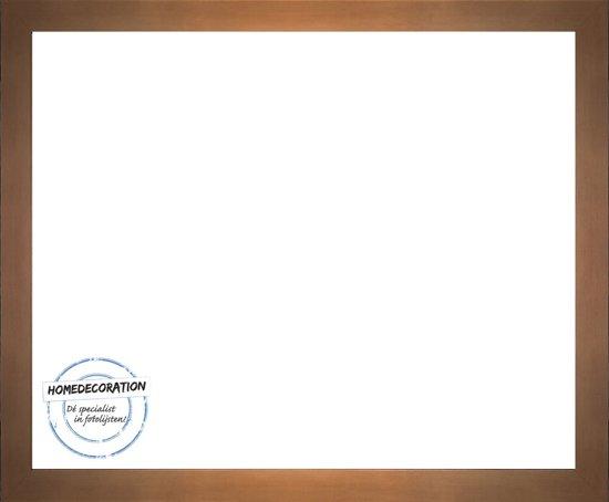 Homedecoration Misano – Fotolijst – Fotomaat – 32 x 37 cm  – Koper