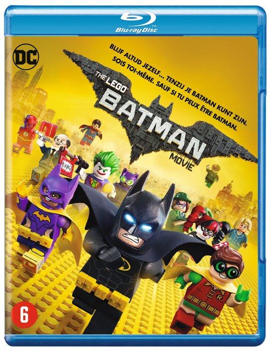 The LEGO Batman Movie (2017) (Blu-ray)