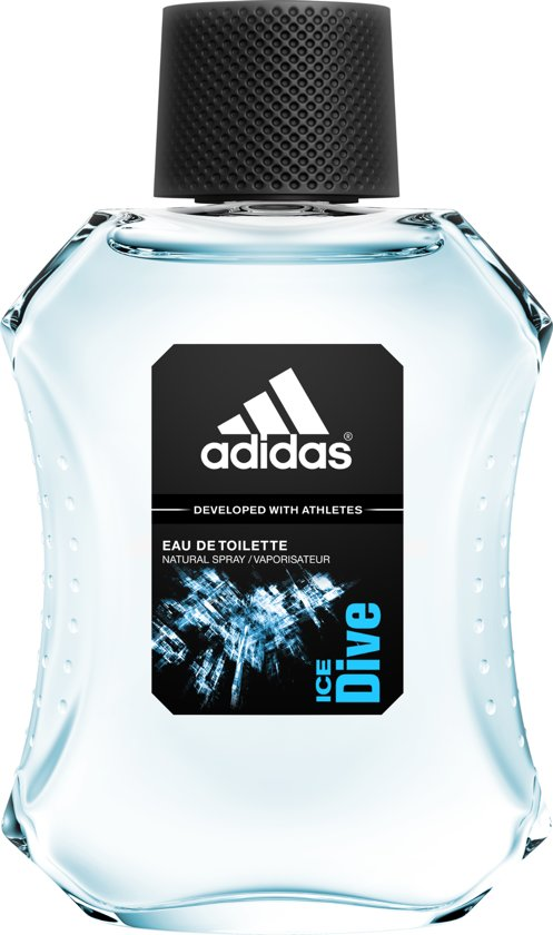 Adidas Ice Dive Parfum - 100 ml - Eau de toilette