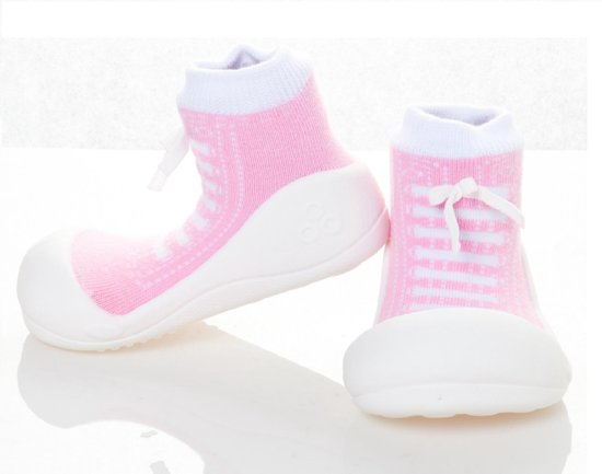 official photos db8d6 f0dfe Sneakers roze babyschoenen, maat 20