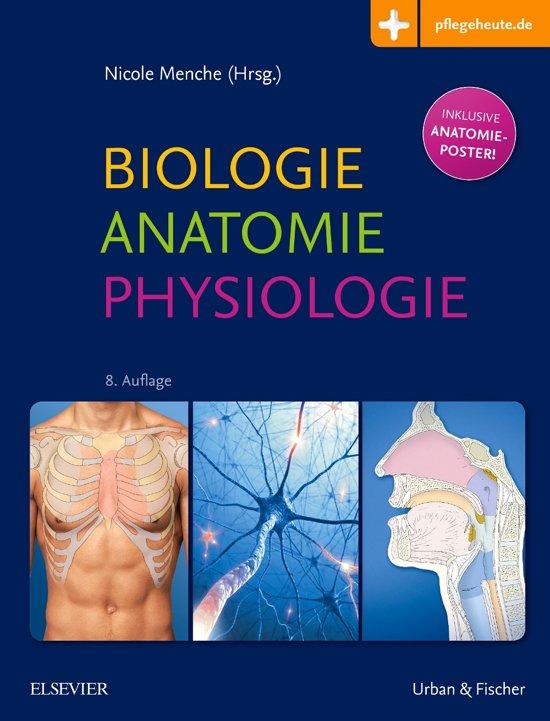 bol.com | Biologie Anatomie Physiologie | 9783437268038 | Boeken