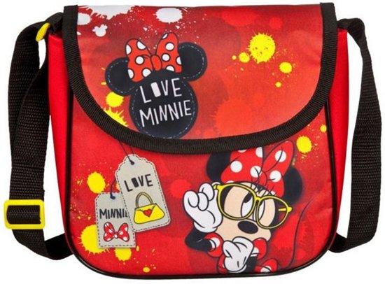 Disney Minnie Mouse Schoudertasje