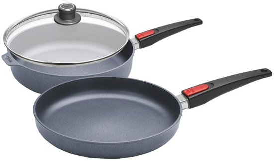 Woll Diamond Lite Induction Pannenset 2-delig