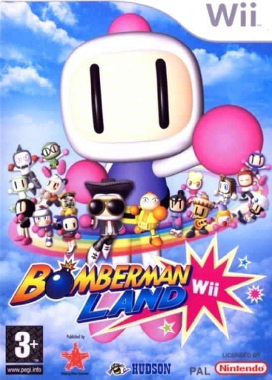 Bomberman, Land